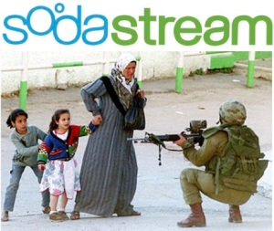 SodaStream-Oppression